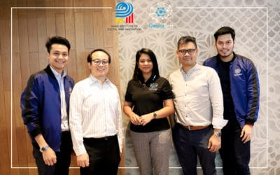 GeniusSoft จับมือกับ AIDI ร่วมกันพัฒนาธุรกิจไทยก้าวสู่ Digital Transformation