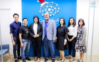 GeniusSoft ร่วมกับ IG Tech Group เดินหน้ารุกพัฒนาธุรกิจไอทีโซลูชั่น