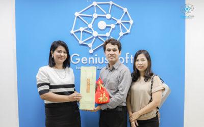 GeniusSoft ร่วมกับ Cube SoftTech รุดหน้าธุรกิจไอทีโซลูชั่น