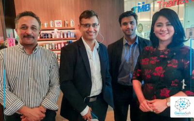 GeniusSoft จับมือร่วมกับ Tech Mahindra รุดหน้าธุรกิจ IT Outsource